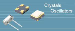Crystals, Oscillators, Resonators